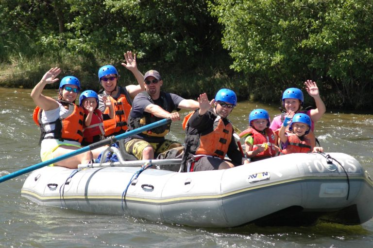 Contact Performance Tours Rafting
