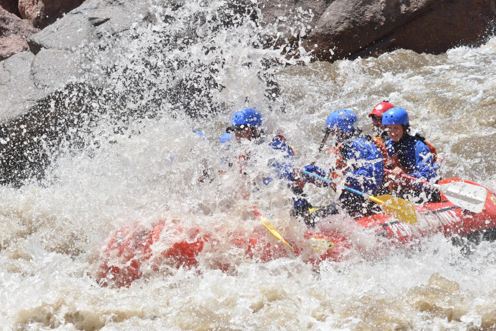 Royal Gorge Whitewater Rafting, Royal Gorge Raft tRIP, Colorado springs rafting
