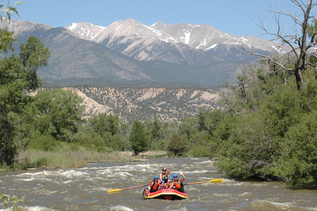 Colorado family float trips