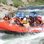 Amazing August Rafting Conditions