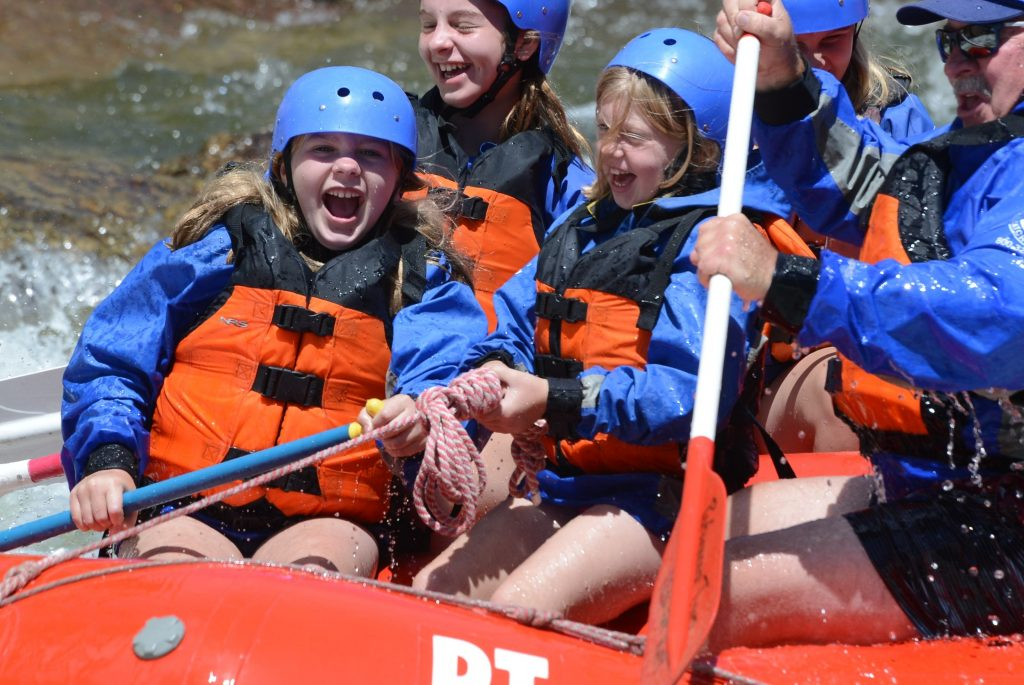 August Rafting September rafting in Colorado