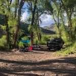Free Van Camping in Buena Vista