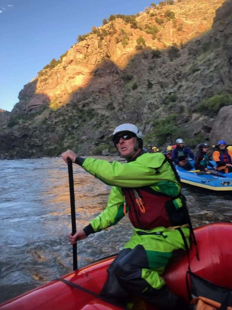 kurt royal gorge raft guide